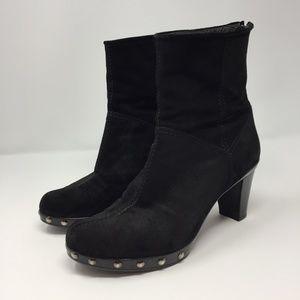 """Stuart Weitzman 3"""" Heel Booties Size 8"""